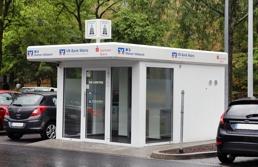 Volksbank Alzey-Worms eG, SB-Stelle Mainz; Sertoriusring, Sertoriusring 100, 55126, Mainz