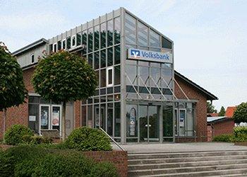 Volksbank eG Hauptstelle, Volksbank eG Geschäftsstelle Ahlerstedt, Kleiner Damm 6, 21702, Ahlerstedt