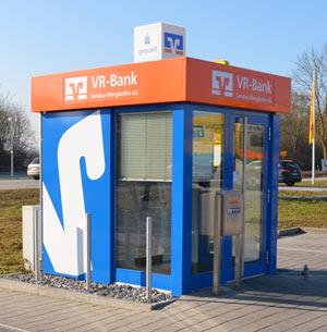 VR-Bank Landau-Mengkofen eG, VR-Bank Landau-Mengkofen eG - Selbstbedienungsstelle Gottfriedingerschwaige, Hauptstraße 3, 84177, Gottrieding