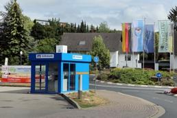 Volksbank Alzey-Worms eG, Volksbank Alzey-Worms eG - SB-Stelle Nierstein, Boschstr. 2, 55283, Nierstein