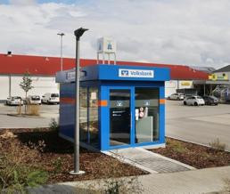Volksbank Alzey-Worms eG, Volksbank Alzey-Worms eG - SB-Stelle Gau-Bischofsheim, Gaubergblick 1, 55296, Gau-Bischofsheim