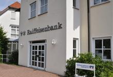 Raiffeisen-Volksbank Haßberge eG, Raiffeisen-Volksbank Haßberge eG, SB-Filiale Ebelsbach, Georg-Schäfer-Str. 20a, 97500, Ebelsbach