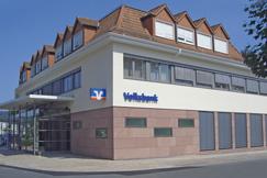 Vereinigte Volksbank Raiffeisenbank eG, Volksbank Odenwald, Filiale Michelstadt, Frankfurter Str. 1, 64720, Michelstadt