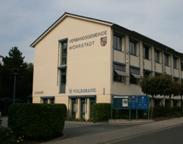 Volksbank Alzey-Worms eG, SB-Stelle Wörrstadt-Römergrund, Zum Römergrund 2-6, 55286, Wörrstadt
