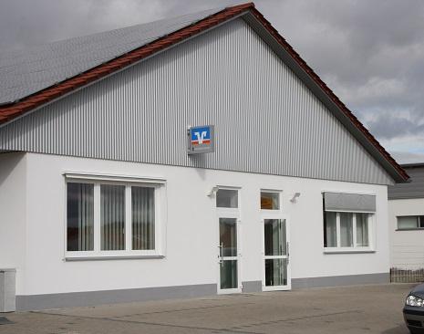 Raiffeisenbank im Oberpfälzer Jura eG, Raiffeisenbank im Oberpfälzer Jura eG - SB-Filiale Hemau, Am Gewerbebogen 8, 93155, Hemau