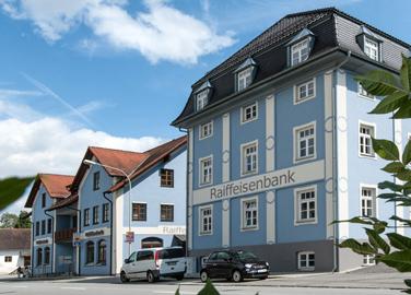 VR-Bank Landau-Mengkofen eG, VR-Bank Landau-Mengkofen eG - Geschäftsstelle Mengkofen, Hauptstr. 27, 84152, Mengkofen