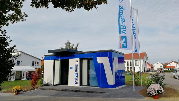 VR-Bank Landsberg-Ammersee eG, VR-Bank Landsberg-Ammersee eG - Geschäftsstelle Pflugdorf-Stadl, St.-Leonhard-Straße 3, 86946, Vilgertshofen