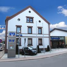 Vereinigte Volksbank Raiffeisenbank eG, Volksbank Odenwald, Filiale Groß-Umstadt, Frankenstr. 17, 64823, Groß-Umstadt