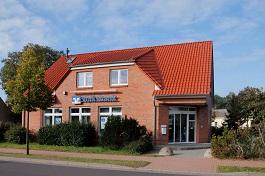 Volksbank Jerichower Land eG, Volksbank Jerichower Land eG, Filiale Güsen, Breiter Weg 117 A, 39317, Elbe-Parey