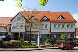 Volksbank Hohenzollern-Balingen eG, Volksbank Hohenzollern-Balingen eG, Geschäftsstelle Haigerloch, Hohenbergstraße 2 - 4, 72401, Haigerloch