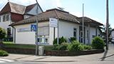 VR Bank Main-Kinzig-Büdingen eG, VR Bank Main-Kinzig-Büdingen eG Geschäftsstelle Langenbergheim, Friedhofstr. 2A, 63546, Hammersbach