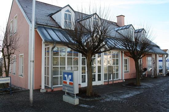 Raiffeisenbank im Oberpfälzer Jura eG, Raiffeisenbank im Oberpfälzer Jura eG - SB-Filiale Hohenschambach, Hochstr. 14, 93155, Hemau