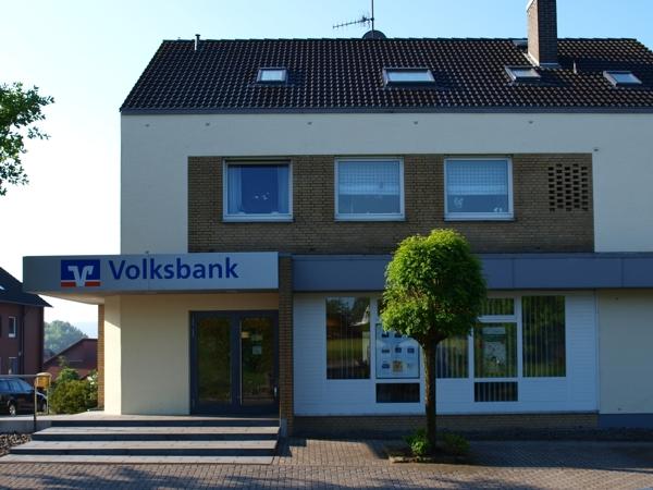 Volksbank eG Bad Laer-Borgloh-Hilter-Melle, Volksbank eG Bad Laer-Borgloh-Hilter-Melle, SB-Filiale Wellendorf, Wellendorfer Ring 1, 49176, Hilter
