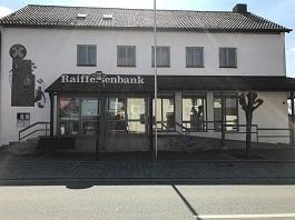 Raiffeisenbank Pfeffenhausen-Rottenburg-Wildenberg eG, Geschäftsstelle Hohenthann, Rottenburger Straße 19, 84098, Hohenthann