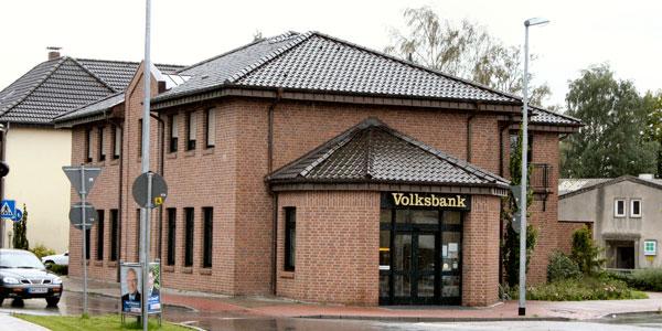 Volksbank Emmerich-Rees eG, Volksbank Emmerich-Rees eG Zweigstelle Isselburg, Werther Str. 2, 46419, Isselburg