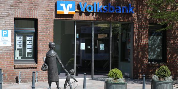 Volksbank Emmerich-Rees eG, Volksbank Emmerich-Rees eG Zweigstelle Anholt, Niederstr 40, 46419, Isselburg