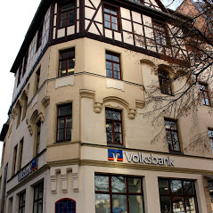 Volksbank eG Gera • Jena • Rudolstadt, Volksbank eG Gera • Jena • Rudolstadt, Johannisplatz 7, 07743, Jena