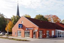 Volksbank Jerichower Land eG, Volksbank Jerichower Land eG, Filiale Jerichow, Karl-Liebknecht-Str. 69, 39319, Jerichow