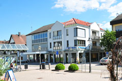Volksbank eG - Die Gestalterbank, Volksbank eG - Die Gestalterbank, Filiale Kappelrodeck, Marktplatz 103, 77876, Kappelrodeck