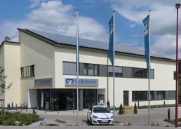 Volksbank Alzey-Worms eG, Volksbank Alzey-Worms eG - Filiale Kirchheimbolanden, Uhlandstr. 4, 67292, Kirchheimbolanden