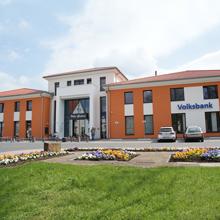 Vereinigte Volksbank Raiffeisenbank eG, Volksbank Odenwald, Filiale Bad König, Bahnhofstr. 54, 64732, Bad König