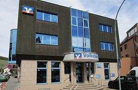 Volksbank Stuttgart eG, Volksbank Stuttgart eG Filiale Korb, Heppacher Straße 17, 71404, Korb