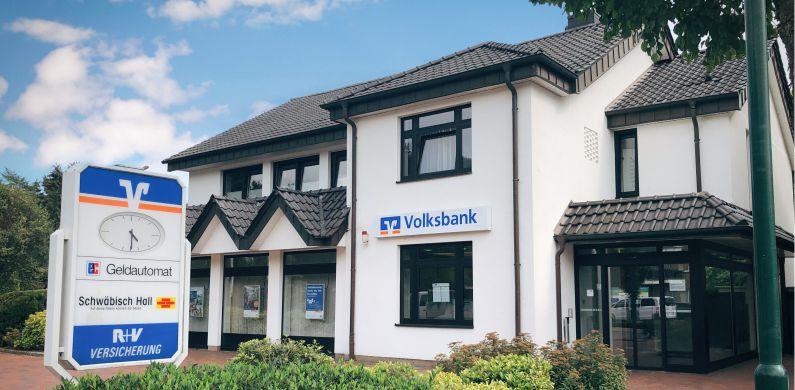 Volksbank Haselünne eG, Volksbank Haselünne eG, Filiale Lähden, Hauptstr. 13, 49774, Lähden