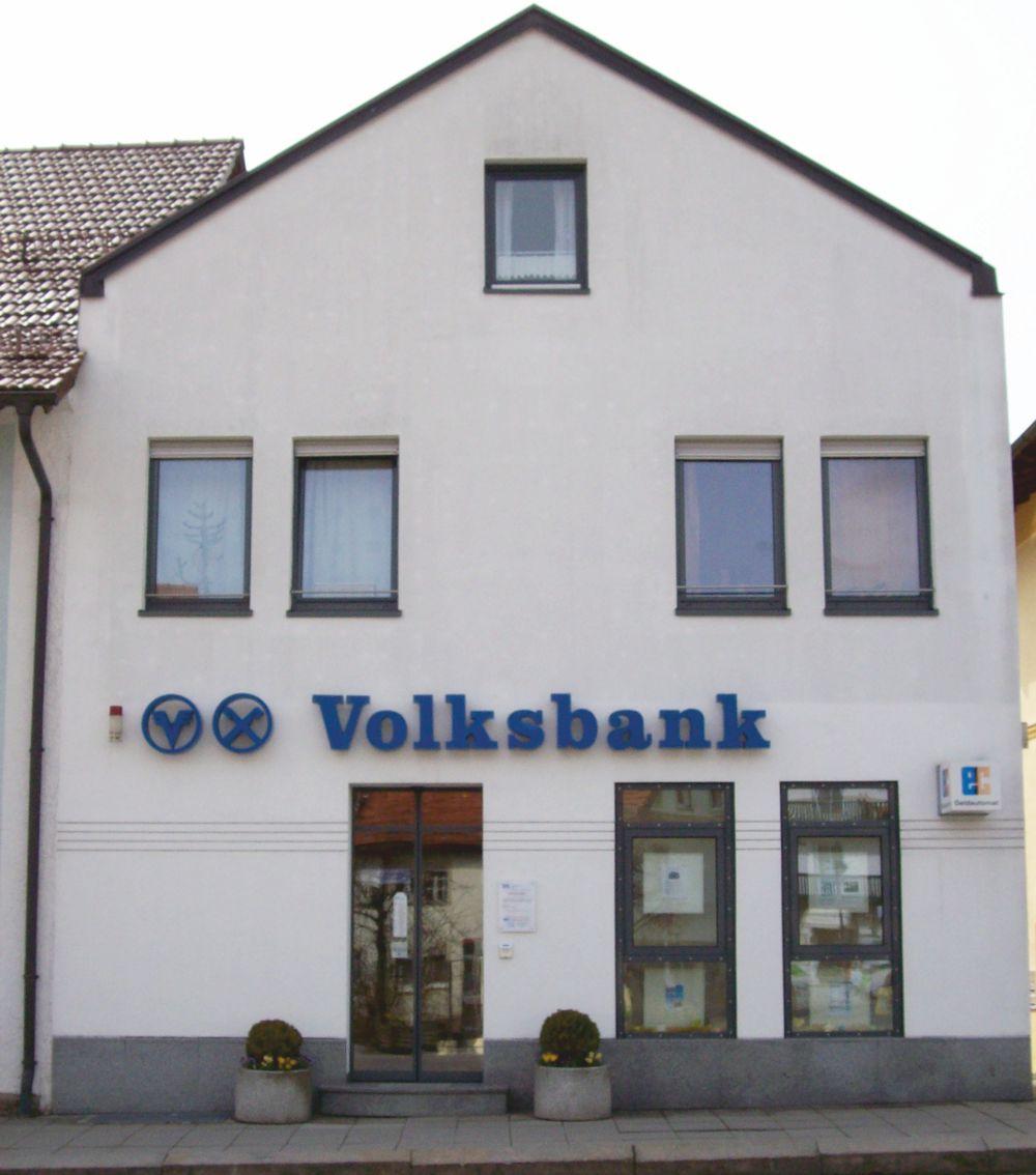 Volksbank Straubing eG, Volksbank Straubing eG, Geschäftsstelle Lam, Marktplatz 21, 93462, Lam