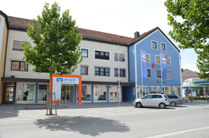 VR-Bank Landau-Mengkofen eG, VR-Bank Landau-Mengkofen eG - Geschäftsstelle Landau Straubinger Str., Straubinger Str. 5a, 94405, Landau a. d. Isar