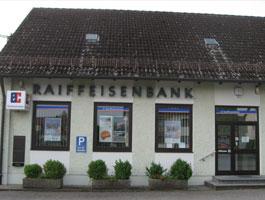 Raiffeisenbank Erding eG, Raiffeisenbank Erding eG, Geschäftsstelle Langenpreising, Frauenstr. 33, 85465, Langenpreising