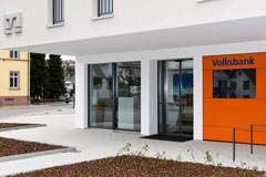 Volksbank in der Ortenau, Volksbank in der Ortenau, Beratungscenter Lauf, Hauptstr. 61, 77886, Lauf