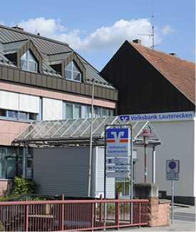 Volksbank Lauterecken eG, Volksbank Lauterecken eG, Hauptstr. 21, 67742, Lauterecken