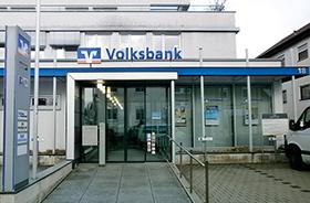 Volksbank Stuttgart eG, Volksbank Stuttgart eG Filiale Leutenbach, Bachstraße 18, 71397, Leutenbach