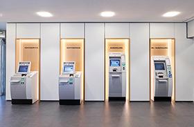 Volksbank Stuttgart eG, Volksbank Stuttgart eG SB-Filiale Nellmersbach, Bahnhofstraße 28, 71397, Leutenbach