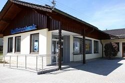 Raiffeisenbank Eschlkam-Lam-Lohberg-Neukirchen b. Hl. Blut eG - Geschäftsstelle Eschlkam, Raiffeisenbank Eschlkam-Lam-Lohberg-Neukirchen b. Hl. Blut eG - Geschäftsstelle Lohberg, Enzianstr 2, 93470, Lohberg
