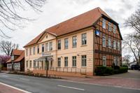 Volksbank Lüneburger Heide eG, Volksbank Lüneburger Heide eG - Filiale Lübtheen, Kirchenplatz 12, 19249, Lübtheen