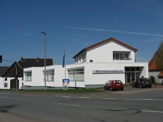 Volksbank Ostlippe eG, Volksbank Ostlippe eG, Zweigniederlassung Rischenau, Poststr 1, 32676, Lügde