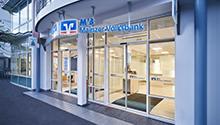 Mainzer Volksbank eG, MVB-Regionalcenter Schöfferstr./Höfchen, Schöfferstr. 5, 55116, Mainz