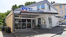 Mainzer Volksbank eG, MVB-Regionalcenter Finthen, Poststr. 52, 55126, Mainz