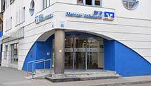 Mainzer Volksbank eG, MVB-Regionalcenter Hechtsheim, Bürgermeister-Keim-Str 2-4, 55129, Mainz