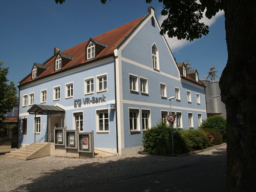VR-Bank Landau eG, VR-Bank Landau eG - Geschäftsstelle Mamming, Bahnhofstr 3, 94437, Mamming