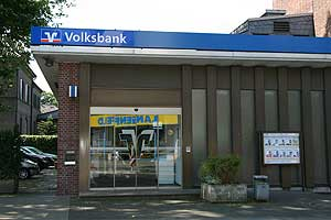 Volksbank Marl-Recklinghausen eG, Volksbank Marl-Recklinghausen eG Filiale Alt-Marl, Hochstr. 26, 45768, Marl