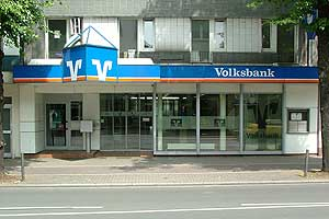 Volksbank Marl-Recklinghausen eG, Volksbank Marl-Recklinghausen eG Filiale Brassert, Brassertstr. 68, 45768, Marl