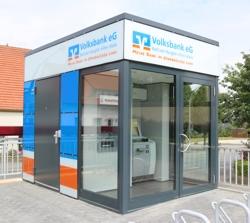 Volksbank eG Bad Laer-Borgloh-Hilter-Melle, Volksbank eG Bad Laer-Borgloh-Hilter-Melle, SB-Filiale Gesmold, Gesmolder Straße 203, 49326, Melle