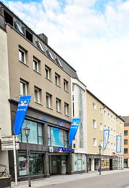 VR-Bank Memmingen eG, VR-Bank Memmingen eG, Maximilianstr. 24, 87700, Memmingen