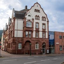 Vereinigte Volksbank Raiffeisenbank eG, Raiffeisen-Volksbank Miltenberg, Filiale Miltenberg Luitpoldstraße, Luitpoldstr. 1, 63897, Miltenberg