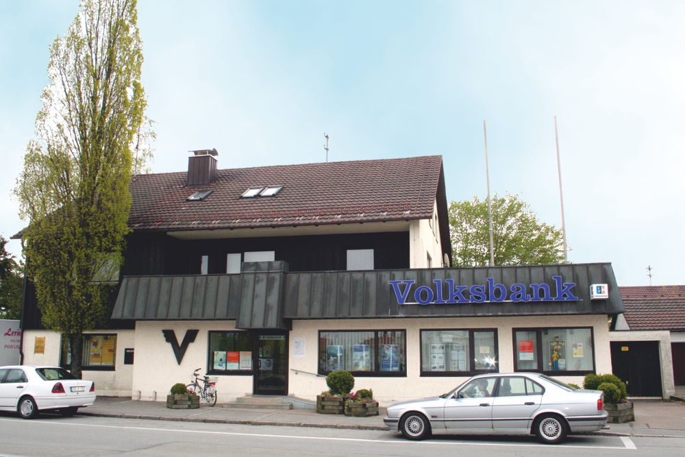 Volksbank Straubing eG, Volksbank Straubing eG, Geschäftsstelle Mitterfels, Bayerwaldstr. 4, 94360, Mitterfels