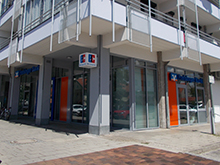 Freisinger Bank eG Volksbank-Raiffeisenbank, Beratungsstandort Neufahrn, Bahnhofstr. 22, 85375, Neufahrn