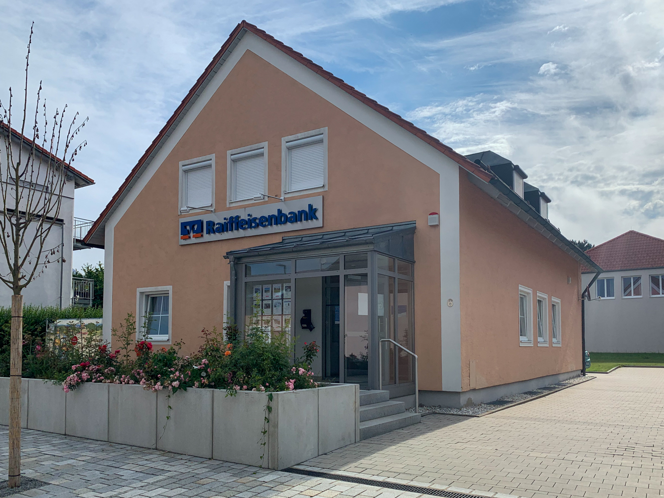 Raiffeisenbank i. Lkrs. Passau-Nord eG, Raiffeisenbank i. Lkrs. Passau-Nord eG, Tittlinger Str. 6, 94154, Neukirchen v. Wald