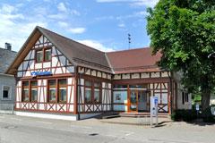 Volksbank eG - Die Gestalterbank, Volksbank eG - Die Gestalterbank, Filiale Neuried, Kehler Straße 73a, 77743, Neuried